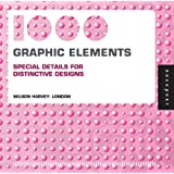 1000 Graphic Elements: Special Details for Distinctive Designs (1000 Series)by Wilson Harvey