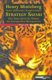 img - for Strategy Safari book / textbook / text book