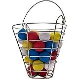 ProActive Sports Bucket O Balls with 48 Foam Practice Balls (Assorted)