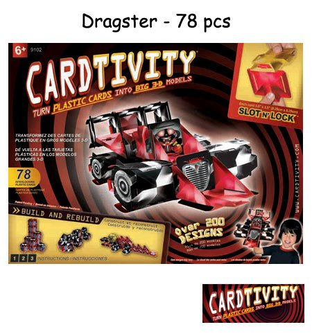 Cardtivity DRAGSTER 78 piece Kit (9102)