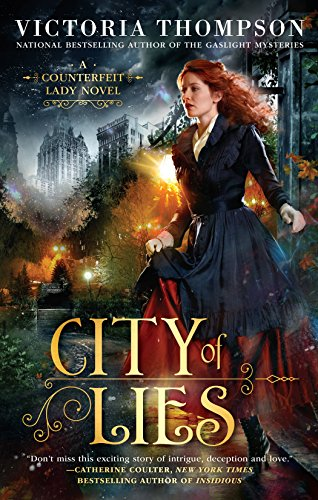 Book Cover: City of lies
