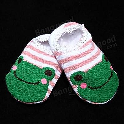 Coeus Baby-Kind-Anti-Rutsch-Socken Booties Sox Schuh 6-24 Monate von Coeus Home auf Gartenmöbel von Du und Dein Garten