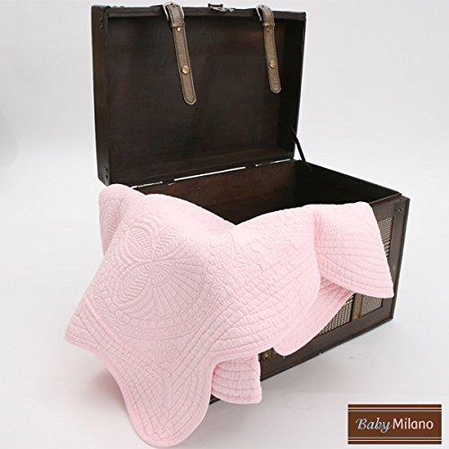 Receiving Blanket Quilt front-1056757