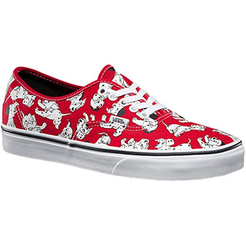 6668bcbde1 VANS - Van s Men s Shoes - Authentic Dalmation - Red - Men s 7 - Women s 8  1 2 Review