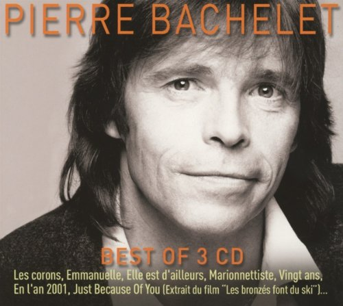 Pierre Bachelet - Best of 3 CD