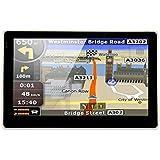 Noza Tec 5 INCH GPS SAT NAV NAVIGATION SYSTEM NAVIGATOR TOUCH SCREEN FREE USA MAPS PRELOADED LIFETIME FREE MAPS UPDATE