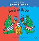 Red or Blue (Snip & Snap) (1408316145) by Fox, Diane