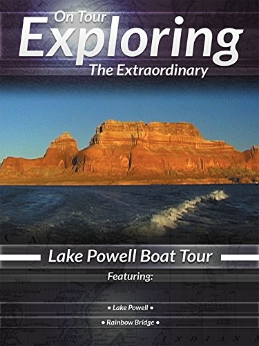 On Tour Exploring the Extraordinary Lake Powell Boat Tour