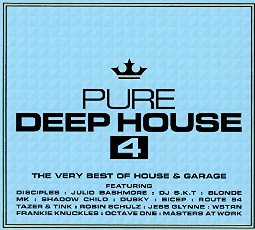 Jesse Powell You Mp3 Download: Pure Deep House CD Covers