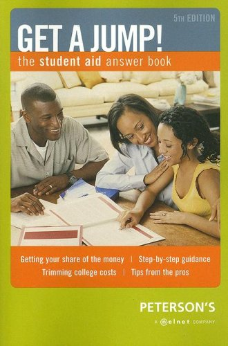 Get A Jump:Student Aid Answer Book 5ed (Get a Jump! the Student Aid Answer Book), Buck,Carl