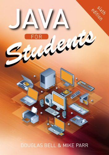 Java for Students, 6th Edition