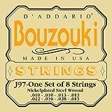 D\'Addario Cordes pour bouzouki grec D\'Addario J97
