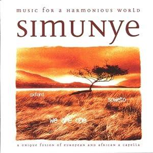 Simunye - Western and African Vocal Music