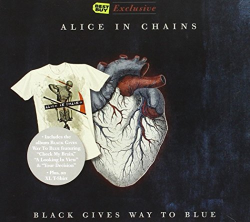 Black Gives Way to Blue by Alice in Chains (2009-08-03)