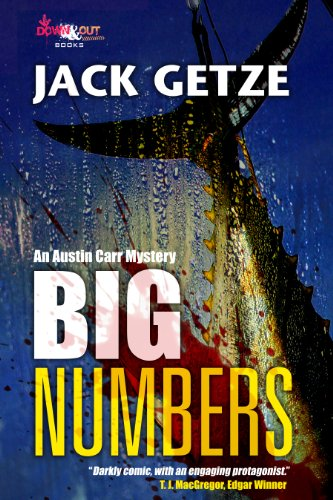 Back to work Freebies! Enjoy Five Free eBooks from Kindle Nation Daily! Sponsored by Jack Getze's Big Numbers (Austin Carr Mystery Book 1)