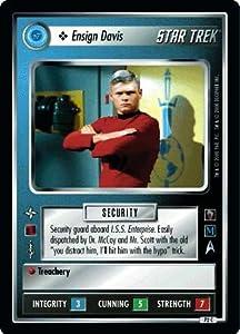 Star Trek Ccg 1e Mm Mirror Mirror Ensign Davis 72c