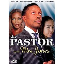 Pastor & Mrs Jones