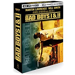 Bad Boys / Bad Boys II - Set [4K Ultra HD + Blu-ray]