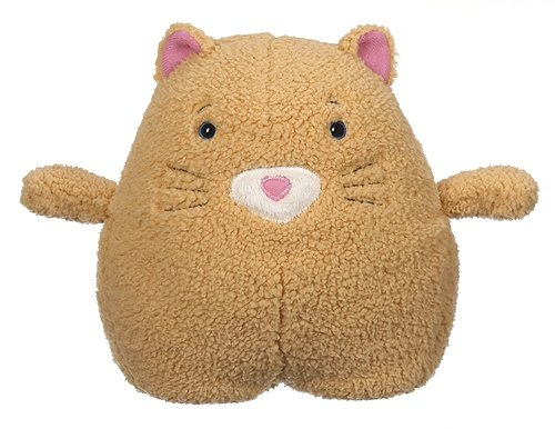 "Ganz 7"" Stumpalumps Cat Plush Toy"
