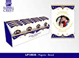 Royal Wedding The First Kiss on Balcony of Buckingham Palace Fridge Magnet