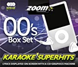 Zoom Karaoke CD+G - 00s Superhits (2000-2009) - Triple CD+G Karaoke Pack Zoom Karaoke
