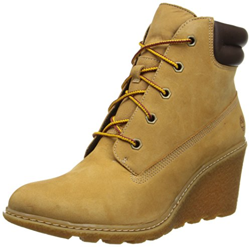 Timberland - Amston_Amston 6in, Stivaletti donna, color Marrone (Wheat), talla 36