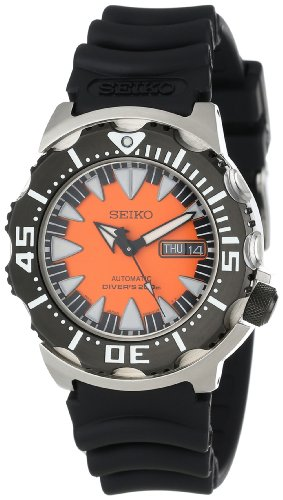 "Seiko Men's SRP315 ""Classic"" Stainless Steel Automatic Divers Watch"