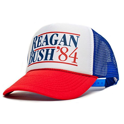 reagan-bush-84-red-white-and-blue-trucker-cap