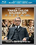 51cCsy2CB5L. SL160  Tinker, Tailor Soldier, Spy (2 Disc Blu ray + DVD + Digital Copy + UltraViolet) Reviews