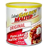 Golden Malted Pancake and Waffle Mix