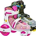 Roller Derby Girl's Fun Roll Adjustab...