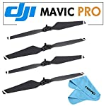DJI Mavic 2 Pairs 8330 Quick-release Folding Propellers Black Drone Kit Remote