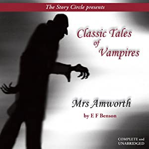 Mrs. Amworth Audiobook