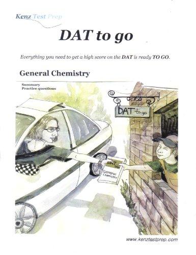 DAT to go - General Chemistry PDF