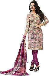 Nand Gopal Women's Cotton Un-Stitched Dress Material