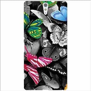 Sony Xperia C5 Ultra Back Cover - Silicon Nature Designer Cases