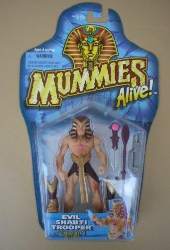 Mummies Alive Evil Shabti Trooper - 1