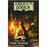 Fantasy Flight Games Arkham Horror Boardgame: Curse of the Dark Pharaoh Expansion