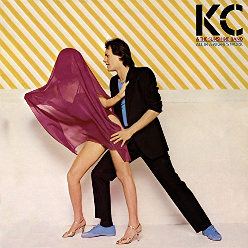KC & The Sunshine Band - All in a Night's Work (album)