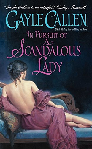 Image of In Pursuit of a Scandalous Lady