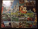 Walt Disney World Epcot Center a Pictorial Souvenir-1982