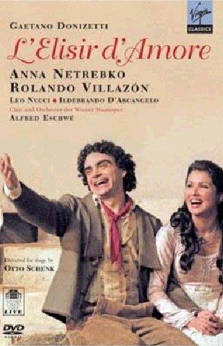 L'Elisir D'Amore (R.Villazon-A.Netrebko) - Donizetti - DVD