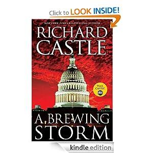 A Brewing Storm - Richard Castle