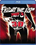 Friday the 13th Part 3 [Blu-ray] [1982] [US Import]