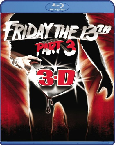 Cover art for  Friday the 13th, Part 3 3-D [Blu-ray]