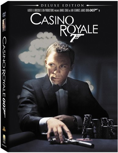 Casino Royale (Deluxe Edition) [DVD] [2008]