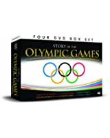 STORY OF THE OLYMPICS 4 DVD Gift Set