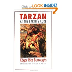 Tarzan at the Earth's Core (Bison Frontiers of Imagination) by Edgar Rice Burroughs and Sean McMullen