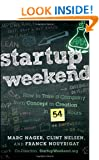 Startup Weekend: How to Take a Company From Concept to Creation in 54 Hours