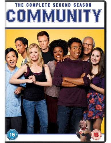 Community - Season 2 [DVD]